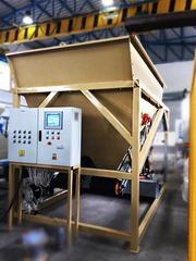 Мини-завод для производства бетона и холодного асфальта SUMAB C-15-750