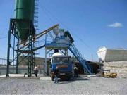 Стационарный бетонный завод SUMAB TE-30 Эконом класса