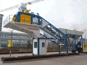 Мобильный бетонный завод «Changli» YHZS 25 (25 м3/час) Душанбе