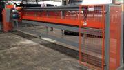 Гидравлический станок для резки сетки TJK MC6000D.