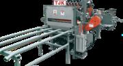 Автоматическая линия для сварки сетки TJK GWC(P)600-E.