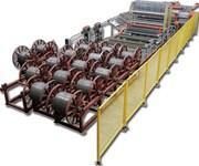 Автоматическая линия для сварки сетки TJK GWCSP2400/2800/3300.