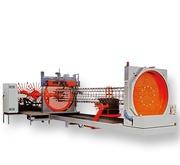 Линия для изготовления цилиндрических каркасов TJK HL1500 В.