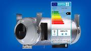 Cистема вентиляции - рекуператор Prana 340S (промышленная модель)
