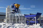 Бетонный завод СТАНДАРТ-15 Цена 2 084 250 рублей